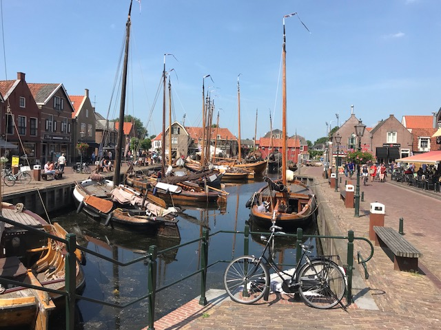 MD2018 dag 1 Spakenburg haven